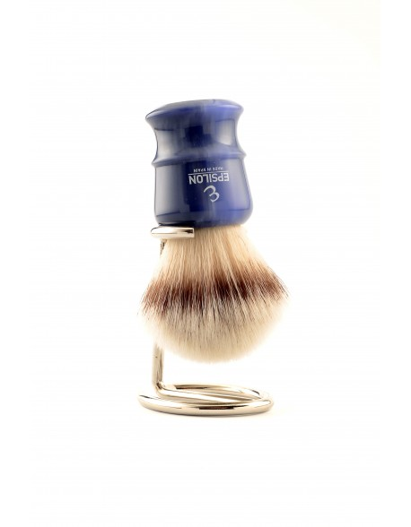 Epsilon Metallic Brush Stand