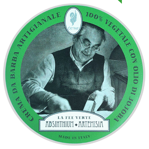 Extrò Absinthium Artemisia Shaving Soap 150 ml