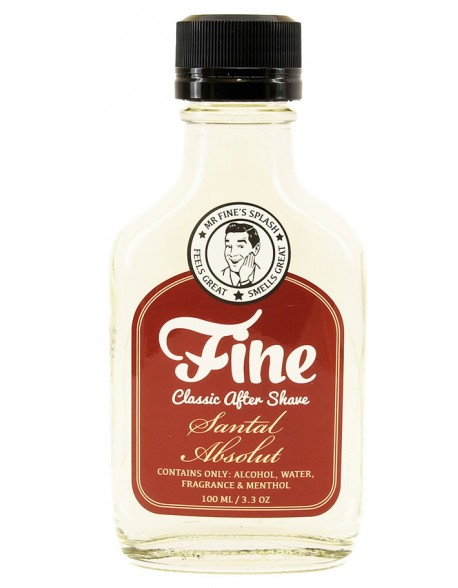 Fine Accoutrements Santal Absolute After Shave 100ml