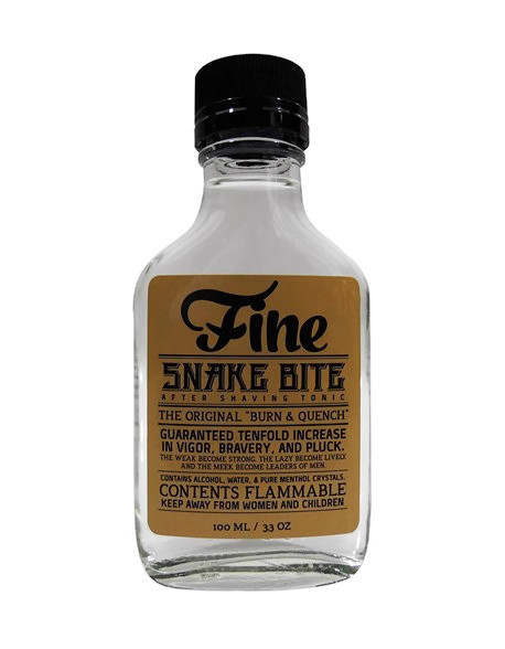 Fine Accoutrements Snake Bite After Shave 100ml