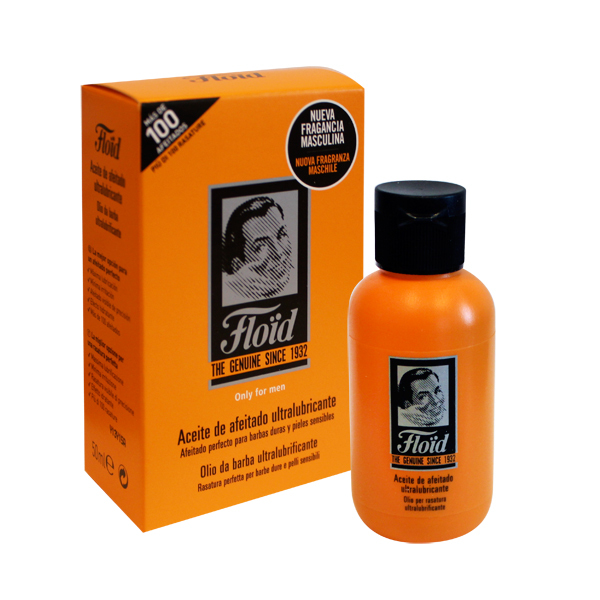 Floid Pre-shave Oil 50ml