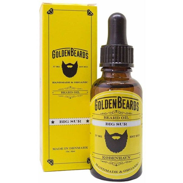 Golden Beards Big Sur Beard Oil 30 ml