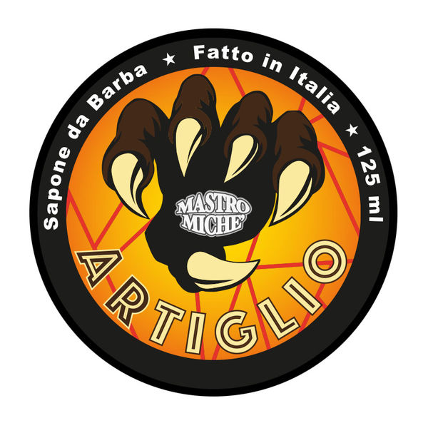 Mastro Miche Artiglio Shaving Soap 125 ml