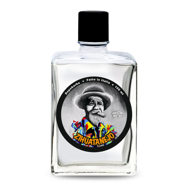 Mastro Miche Zihuatanejo After Shave Lotion 100 ml