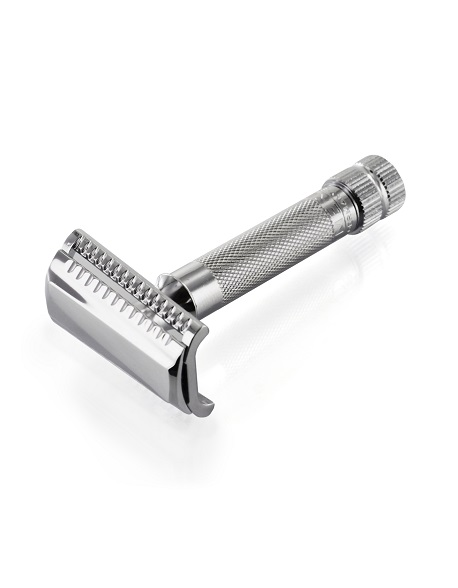 Merkur 37C Slant Bar DE Safety Razor