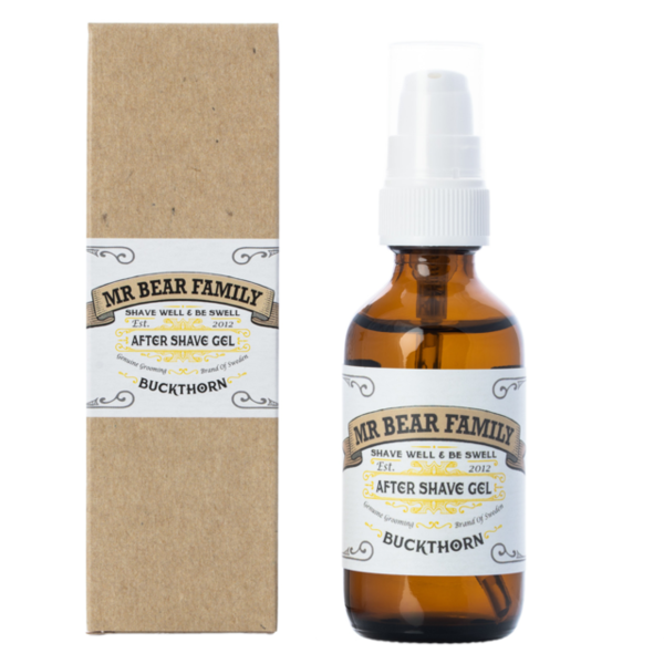 Mr Bear Family After Shave Gel Sea Buckthorn 60ml