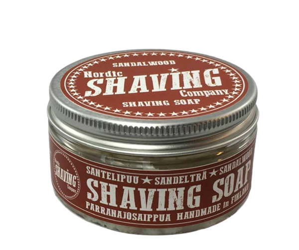 NSC Shaving Soap Sandalwood 80 g