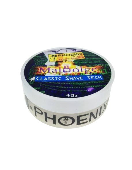 Phoenix Artisan Accoutrements Malbolge Shaving Soap 114 g