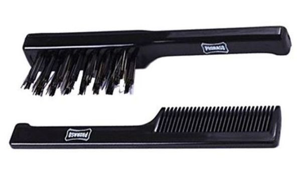 Proraso Moustache Comb and Beard Brush