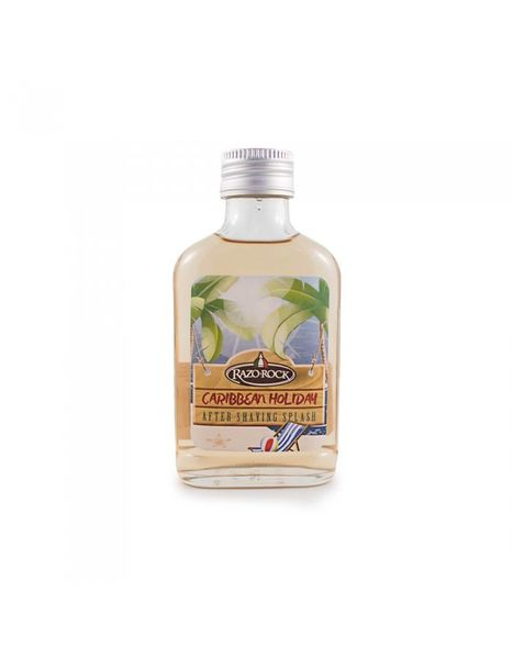 RazoRock Caribbean Holiday After Shave Lotion 100ml