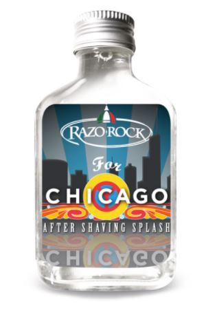 RazoRock For Chigago After Shave 100ml