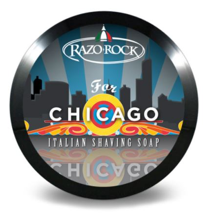 RazoRock For Chigago Shaving Soap 150ml
