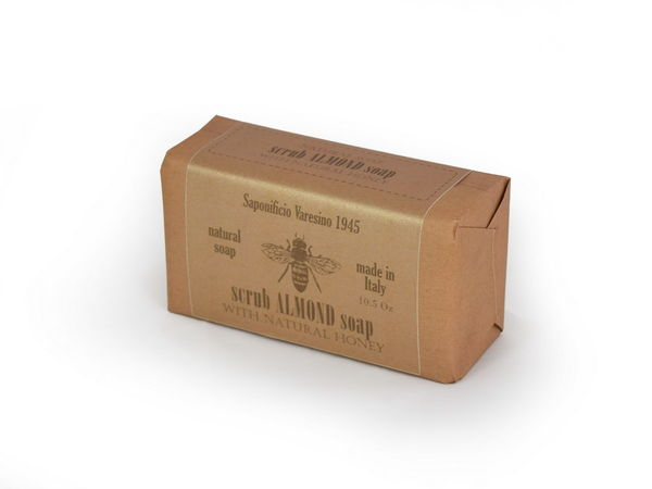 SV Almond and Honey Bath Soap 300 g