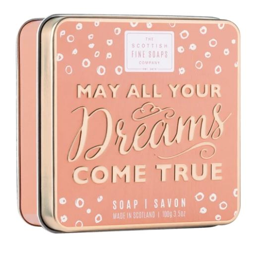 May All Your Dreams Come True Soap 100 g