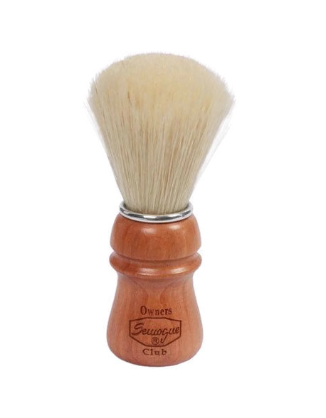 Semogue S.O.C. Boar Bristle Cherry Shaving Brush