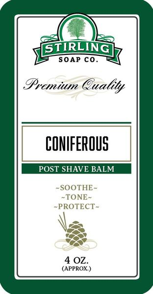 Stirling Coniferous Aftershave Balm 118 ml