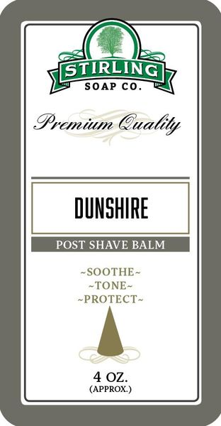 Stirling Dunshire Aftershave Balm 118 ml