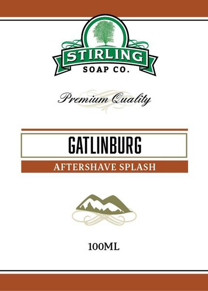 Stirling Gatlinburg Aftershave Splash 100 ml