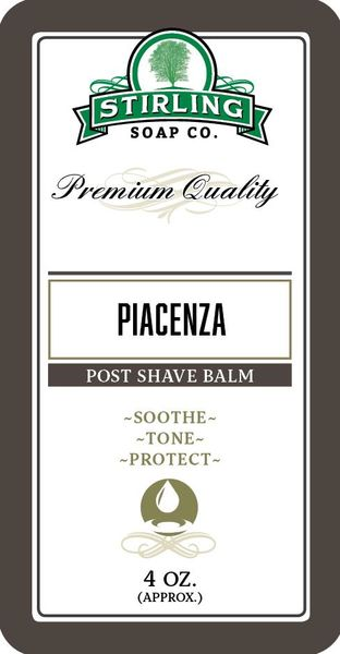 Stirling Piacenza Aftershave Balm 118 ml