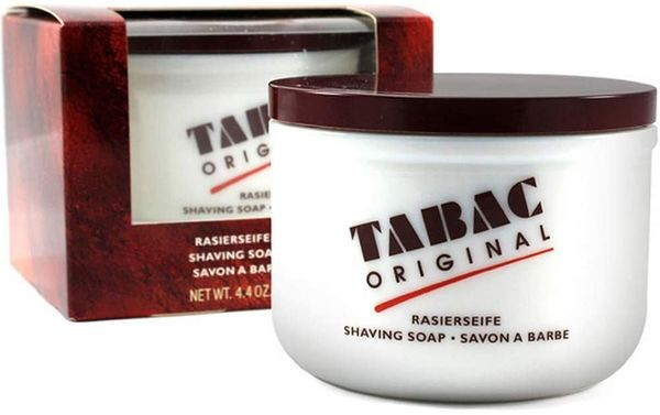 Tabac Original Shaving Soap 125 g in ceramic bowl
